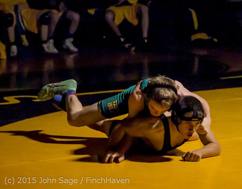 2419 Wrestling v Belle-Chr 011515