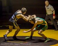 2553 Wrestling v Belle-Chr 011515
