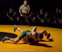 2565 Wrestling v Belle-Chr 011515