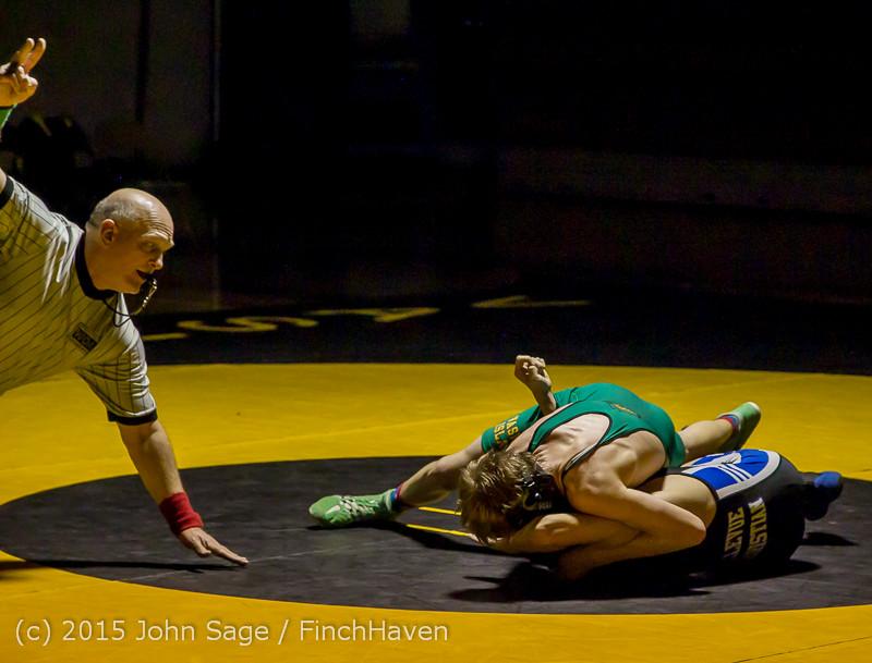 2718 Wrestling v Belle-Chr 011515