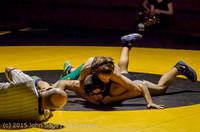 2733 Wrestling v Belle-Chr 011515