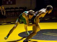 2825 Wrestling v Belle-Chr 011515