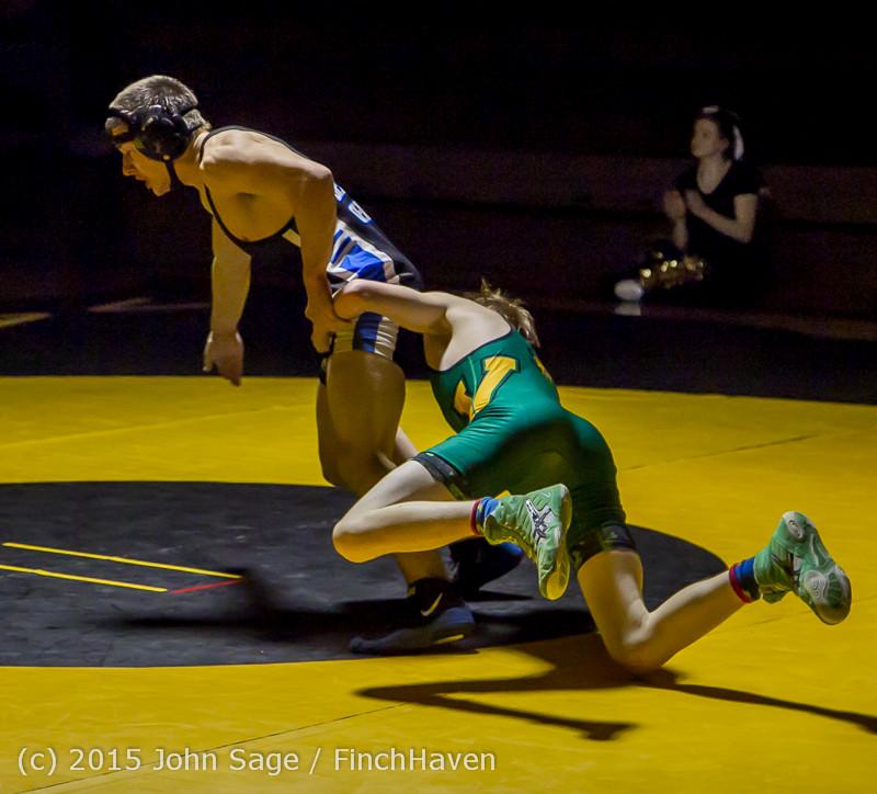 2836 Wrestling v Belle-Chr 011515