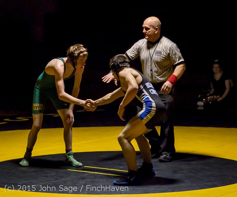 2844 Wrestling v Belle-Chr 011515