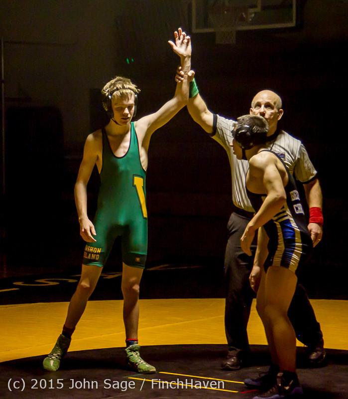 2853 Wrestling v Belle-Chr 011515