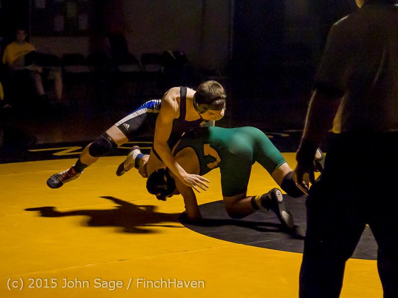 2897 Wrestling v Belle-Chr 011515