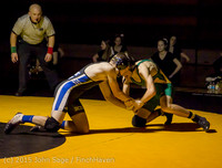 2914 Wrestling v Belle-Chr 011515