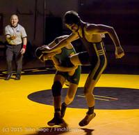3002 Wrestling v Belle-Chr 011515