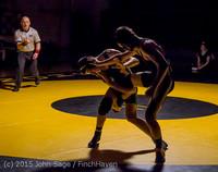 3005 Wrestling v Belle-Chr 011515