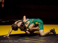 3081 Wrestling v Belle-Chr 011515