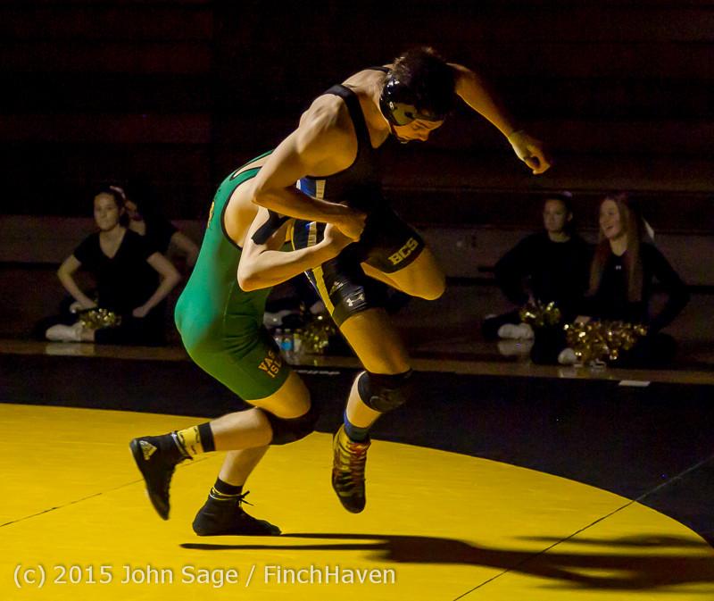 3098 Wrestling v Belle-Chr 011515