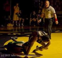 3149 Wrestling v Belle-Chr 011515