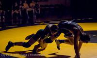3156 Wrestling v Belle-Chr 011515