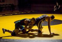 3166 Wrestling v Belle-Chr 011515