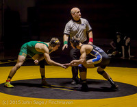3221 Wrestling v Belle-Chr 011515
