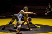 3240 Wrestling v Belle-Chr 011515