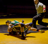 3265 Wrestling v Belle-Chr 011515