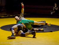 3268 Wrestling v Belle-Chr 011515