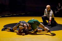 3276 Wrestling v Belle-Chr 011515