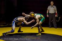 3295 Wrestling v Belle-Chr 011515