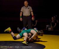 3302 Wrestling v Belle-Chr 011515