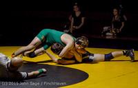 3329 Wrestling v Belle-Chr 011515