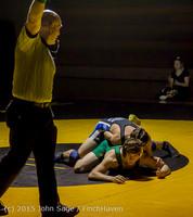 3376 Wrestling v Belle-Chr 011515