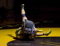 3407 Wrestling v Belle-Chr 011515
