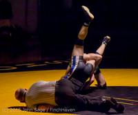 3436 Wrestling v Belle-Chr 011515