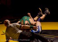 3442 Wrestling v Belle-Chr 011515