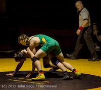 3457 Wrestling v Belle-Chr 011515