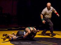 3469 Wrestling v Belle-Chr 011515