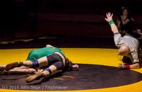 3493 Wrestling v Belle-Chr 011515