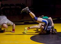 3561 Wrestling v Belle-Chr 011515