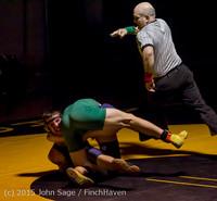 3595 Wrestling v Belle-Chr 011515