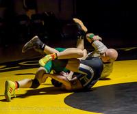 3612 Wrestling v Belle-Chr 011515