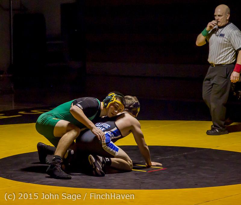 3786 Wrestling v Belle-Chr 011515