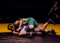 3803 Wrestling v Belle-Chr 011515