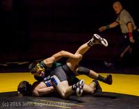 3812 Wrestling v Belle-Chr 011515