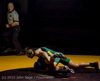 3814 Wrestling v Belle-Chr 011515