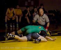 3889 Wrestling v Belle-Chr 011515