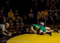 4038 Wrestling v Belle-Chr 011515
