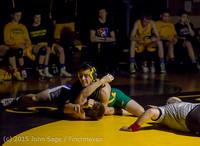 4070 Wrestling v Belle-Chr 011515