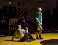 4101 Wrestling v Belle-Chr 011515