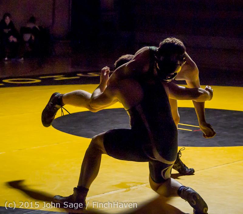 4232 Wrestling v Belle-Chr 011515