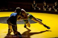 4238 Wrestling v Belle-Chr 011515