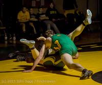 4330 Wrestling v Belle-Chr 011515