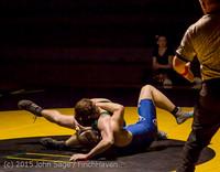 4345 Wrestling v Belle-Chr 011515