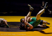 4374 Wrestling v Belle-Chr 011515