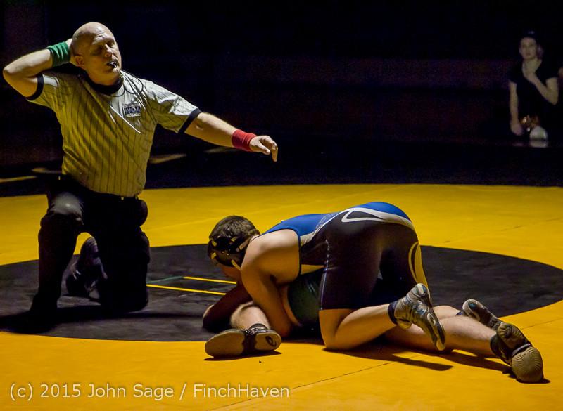 4385 Wrestling v Belle-Chr 011515